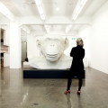 White-ape,2 Install Gow Langsford Gallery, Auckland, New Zealand